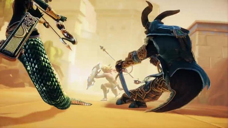 SMITE - New Adventure - Medusas Deathmatch