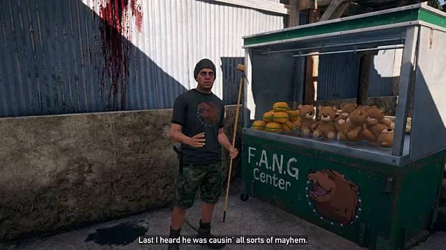 Вэйд Фаулер (Wade Fowler) в Far Cry 5