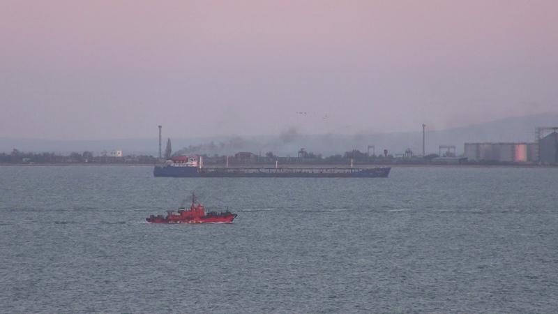 Охрана керченского пролива Бронекатер береговой охраны РФ