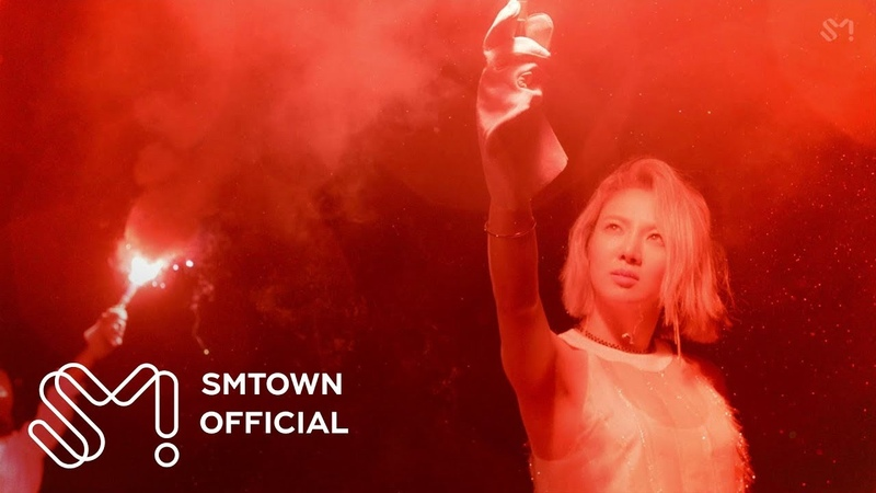 HYO 'Sober (Feat. Ummet Ozcan)' MV кфк