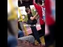 Девушка в нетрезвом виде пристала к туристу сегодня в автобусе.. стыдно за наших, тем более  за девушек😕