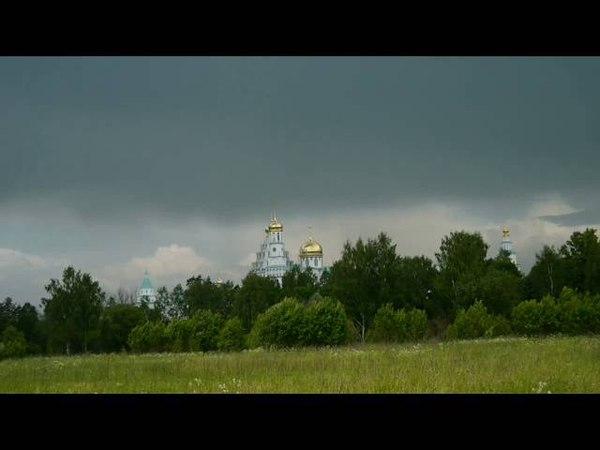Летняя гроза. Новоиерусалимский монастырь. г.Истра.