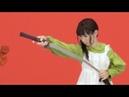 【ロングver.】「メイド抜刀術」で話題の剣術家・滝沢洞風がカレー材料 1