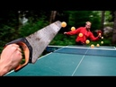 Using a SAW to play Ping Pong