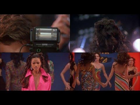 Сцена показа моды | Отрывок из фильма Чернокнижник 2 Армагеддон (1993)