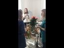 Открытие Флореаль Мастер класс по созданию фруктовых букетов