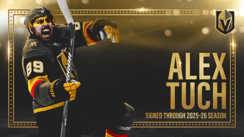 NHL Tonight Alex Tuch signing Oct 19 2018