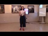 Отзыв Дарья Данилова курс ораторского мастерства Антон Духовский ORATORIS