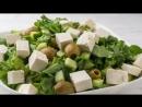 5 быстрых вкусных салатов без майонеза за 5 минут.