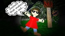 Cool Disco Playtime Gets Lost In The Forest... (Is that Nightmare Baldi...?) | Baldi's Basics Roblox