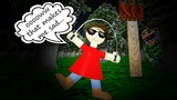 Cool Disco Playtime Gets Lost In The Forest... (Is that Nightmare Baldi...) Baldi's Basics Roblox