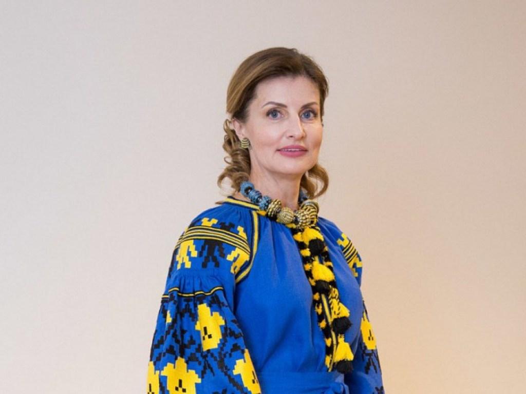 Марина Порошенко завтра прибудет с визитом в Донецкую область