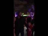 Джаред и Стивен Амелл на вечеринке