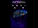 Astrofall - Демонстрация Геймплея