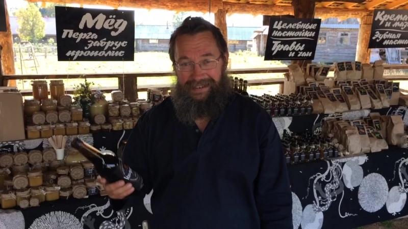 VozzhenikoV beer - 1ая продажа на ярмарке у Стерлигова