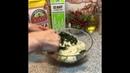 Блюда для перекуса Пирожки с картофелем и шпинатом