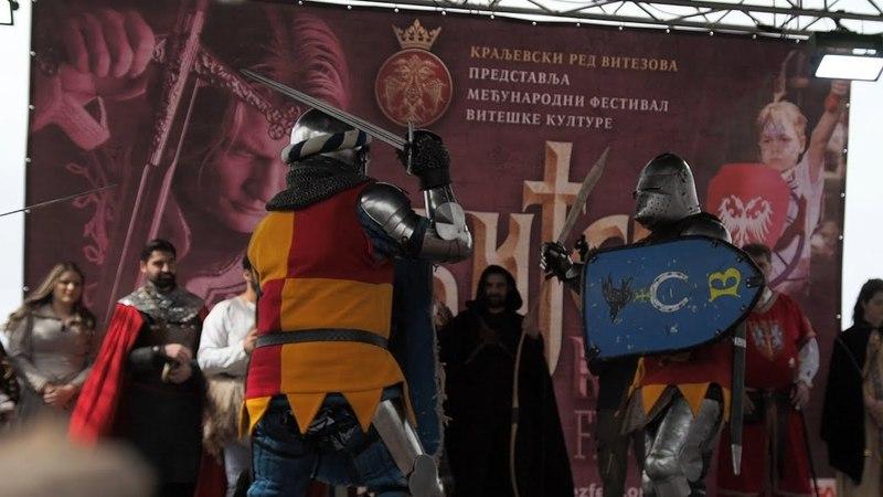 Православный рыцарский фестиваль в Сербии, ВИТЕЗ ФЕСТ 2018 - VITEZ FEST - KNIGHT FEST