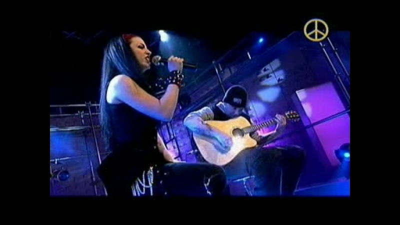 Evanescence - Going under (live acoustic)