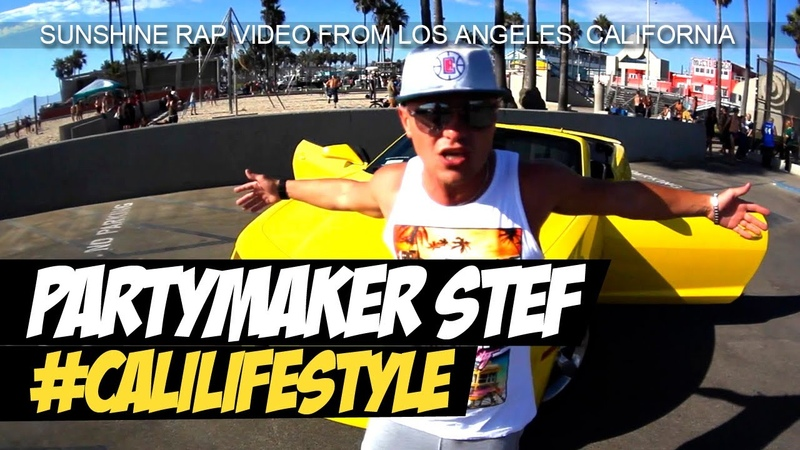PARTYMAKER STEF - CALILIFESTYLE