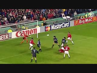 These goals against French opponents in the UCL