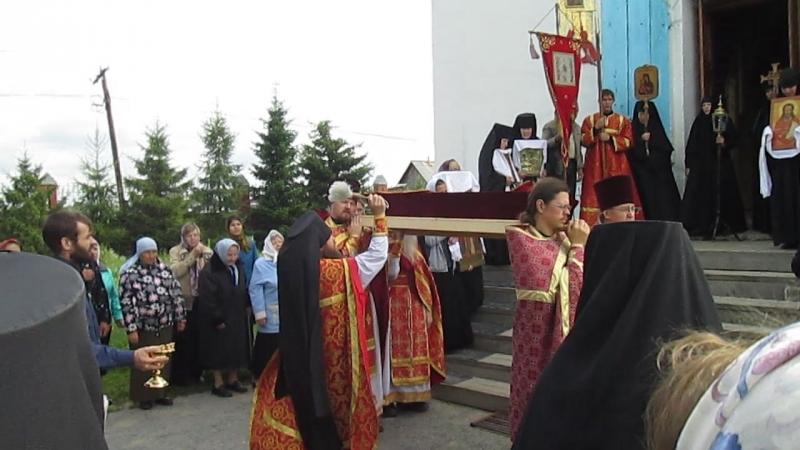День памяти священномученика Аркадия, 14 июля 2015 г.