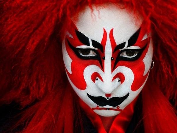 Begin Japanology - Kabuki