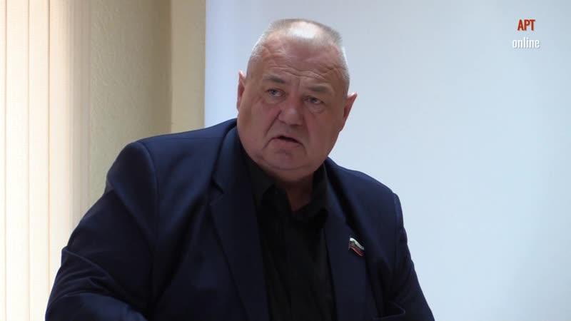 3.Вопрос депутата В.Арсенова о получении субсидий на погашение муниципальных гарантий