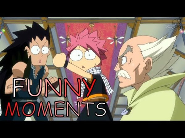 Fairy Tail [SUB-ITA] - FUNNY MOMENTS 9