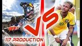 Motocross VS Football 117 Production