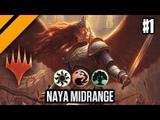 MTG Arena - March to Mythic - Naya Midrange