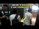 PEGADINHA PÂNICO NO ELEVADOR DEIXANDO A MOCHILA DEU ERRADO ÍTALORESPONDE 2