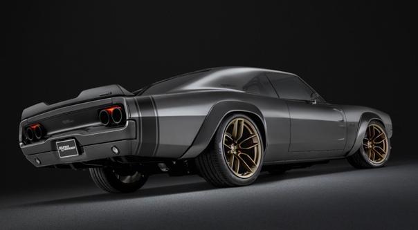 Бешеный слон: Dodge Super Charger готов поделиться 1000-сильным двигателем со всеми желающими.