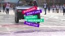 Car Curling Smartpolis Insurance Ambient Campaign