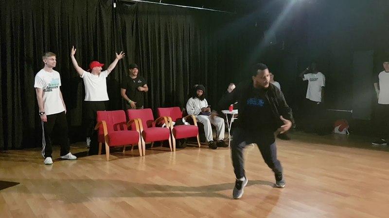 Bet On Your Dance Edition Caussimon DEMO DE JUGE Kosni Sarcellite