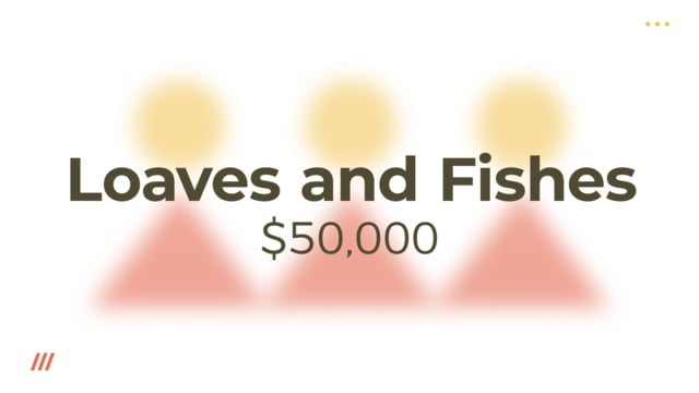 Loaves and Fishes - Greenville Women Giving 2018