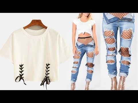 DIY Clothes Life Hacks - Epic Way To Turn Old Clothes Into New Clothes