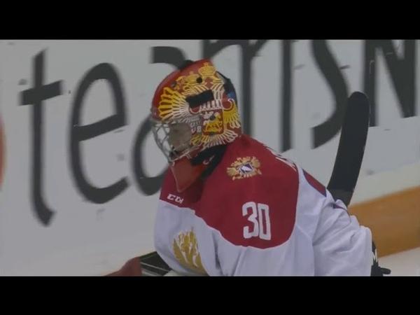 Nov 09, 2018 WHC-17: 1/2. Sweden 4-6 Russia