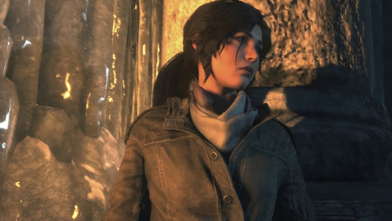 Rise of The Tomb Raider ➤ Прохождение ➤ Часть 17 ➤ Источник жизни ➤ Финал