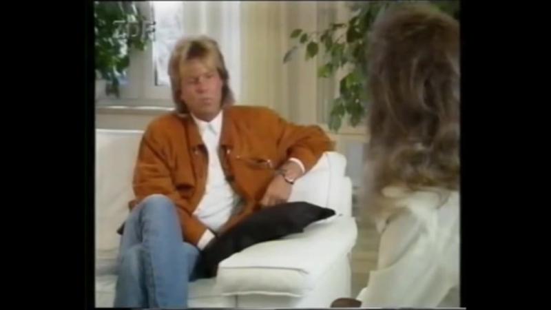 Dieter Bohlen Interview. Kino- Hitparade, ZDF, 31.03.1989. Перевод на русский язык MTRF.