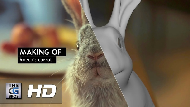 CGI VFX Breakdowns: Making of Rocco's Carrot - by Spellwork Pictures