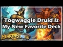 Hearthstone Togwaggle Druid Is My New Favorite Deck