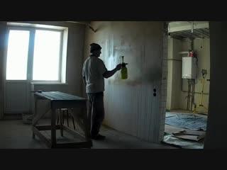 Как самому покрасить потолок, навес и откосы - Евроремонт