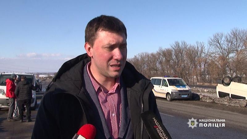В результаті дорожньо транспорної пригоди у Харківському районі загинула жінка