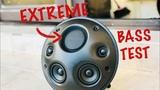 EXTREME Bass Test - HarmanKardon Onyx Studio 4