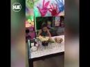 В Турции девушка съела две с половиной сотни кебабов