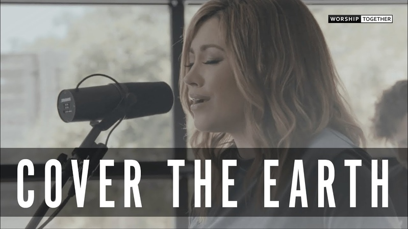 Kari Jobe, Cody Carnes Cover The Earth New Song Cafe