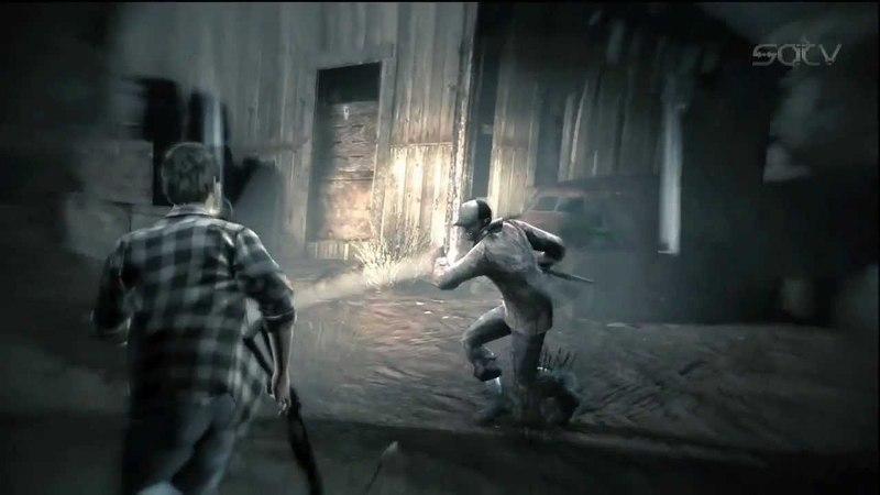 Трейлер игры Американский кошмар Алана Уэйка (Вейка)
