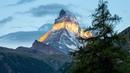 The amazing Zermatt and Matterhorn - Switzerland
