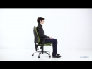 Обзор кресла для персонала Offix Nowy Styl