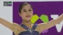 Satoko MIYAHARA JPN Short Program - 2018 Skate America NBC